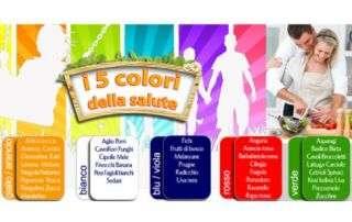 i colori del cibo - di tutti i sapori