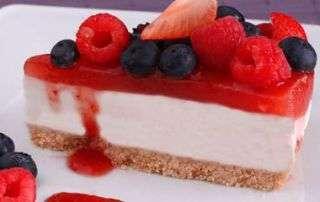 cheesecake a freddo - di tutti i sapori