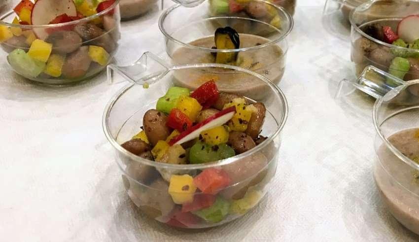 insalata di fagioli di lamon - di tutti i sapori