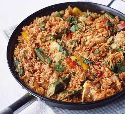 cucina nigeriana - Sapori in Valigia - Tutto il mondo è paese