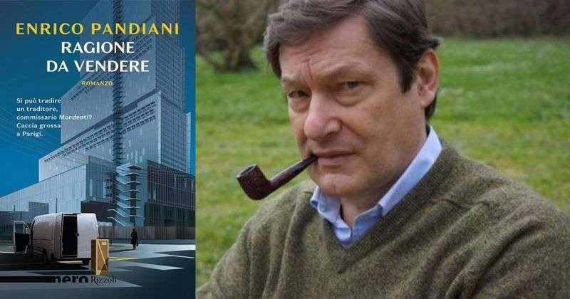 Cena con l'autore - Enrico Pandiani - 05/04/2019