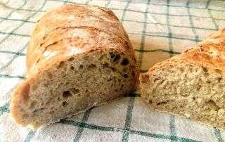 pane fatto in casa a lunga lievitazione - di tutti i sapori
